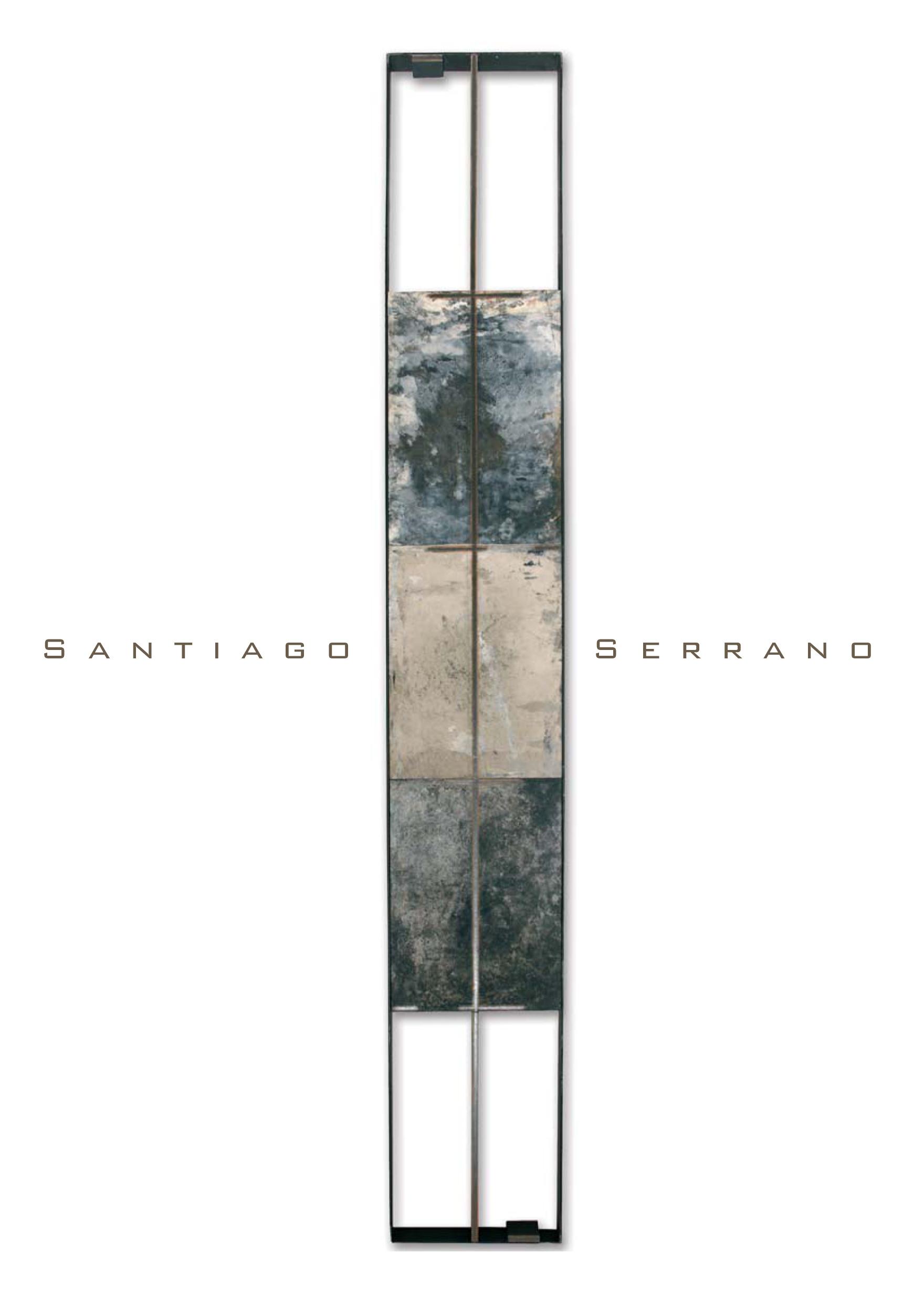 LOS DONES ESENCIALES DE SANTIAGO SERRANO